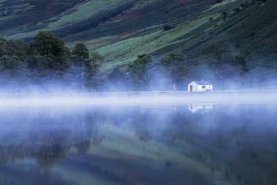 2991_Misty Morning, Buttermere