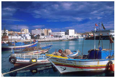 The Harbour at Sousse